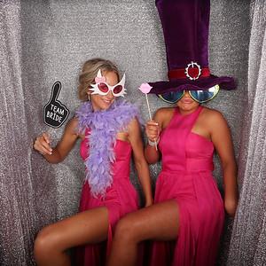 Wedding of Brian and Larissa Photobooth Photos