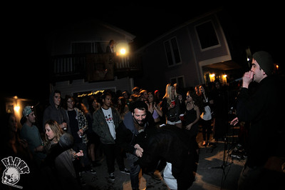 """Eliquate """"Does America"""" Tour 3/8/2013 @ House Party (Santa Barbara, CA) Blank Productions Photography, Brian S. Crabtree Photography"""