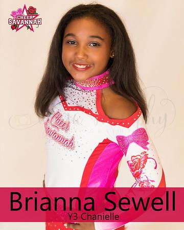 CSA- Brianna Sewell (Y3 Chanielle)