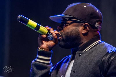 Black Thought at A3C Festival