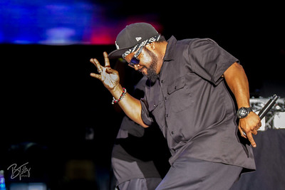 Ice Cube at Funk Fest in Charlotte, NC