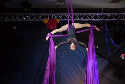 Aerial CLT Spring Student Showcase 2016