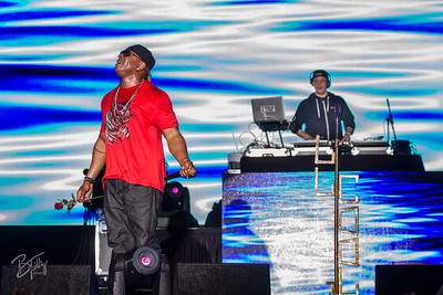 LL Cool J and Z Trip at Funk Fest in Charlotte, NC