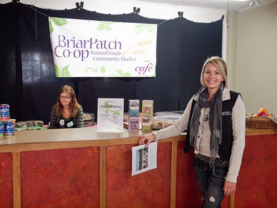 Briar Patch concessions at the Wild & Scenic Film Festival, Jan. 13-15, 2012