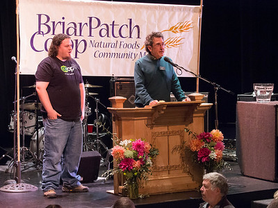 Briar Patch Owner Meeting, Feast and Party, October 8, 2012