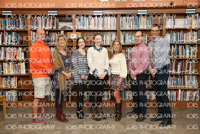 2018-10-17 Briarcliff MS TEAM SHOT FACULTY Candids