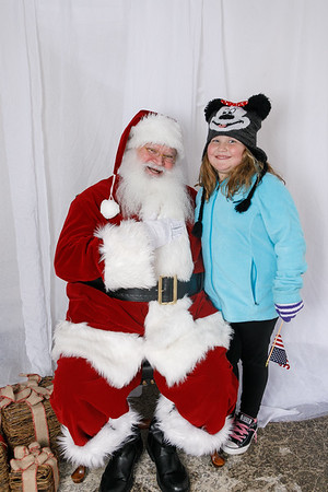 2017 Briarcliff Photos with Santa