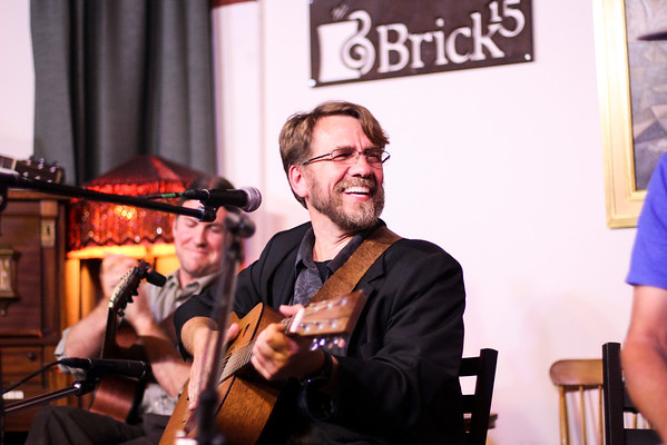 Brick 15 Open Mic Night - November 15, 2016