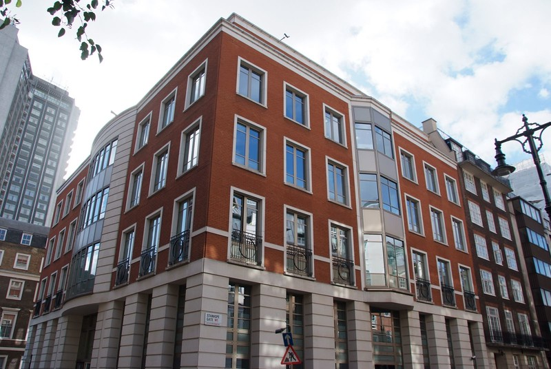 JustFacades.com Charwnood Mixed Hants Red, South Audely St, London W1.JPG