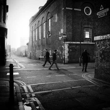 Early Morning, Brick Lane