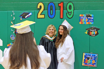 Brick Township High School Class of 2019 Commenecement Exerices