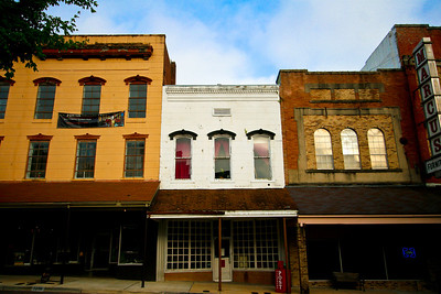 Great southern buildings and architecture from our past and present.