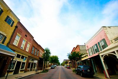 FavSpot - Downtown Vicksburg