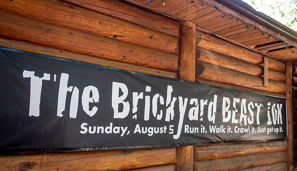 Brickyard Beast 10 K Run 2018