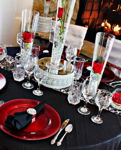 Bridal Affairs Styled Shoot at The Villa Franca