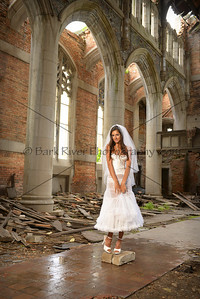 Abandoned Historic Church makes a artistic setting like no other. This location is a couple hour drive away, and additional charges would apply, but you would have images like no other brides. We recomend booking this soon, as it is scheduled to be torn down.