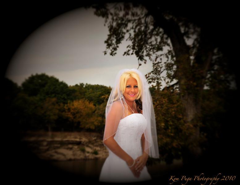 Bridal portrait 8