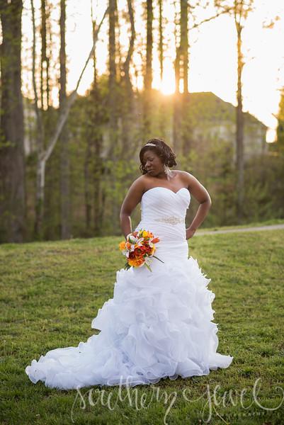 Iris E Bridal