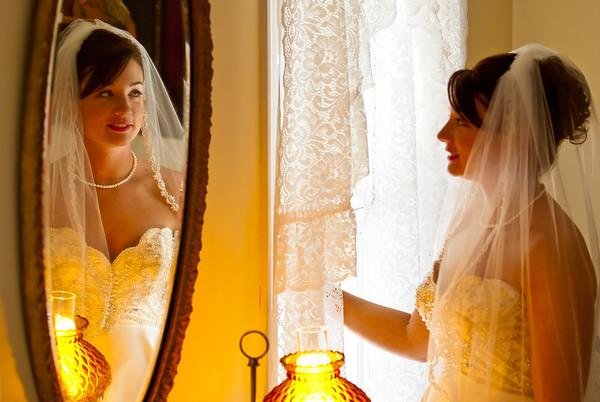 Jenny's Bridal Portrait