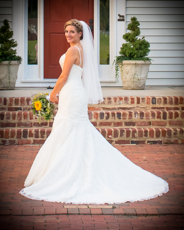 Bridal Portrait from Amber Grove in Chesterfield, Virginia