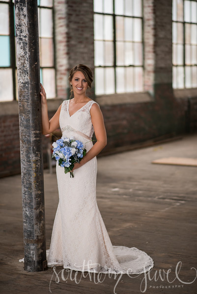 Kelsey G Bridal Portrait
