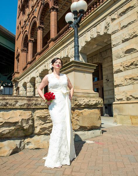 McKenzie's Bridal Portrait