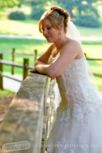 Trisha bridal portrait.