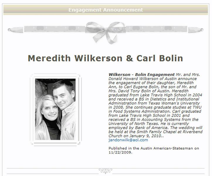 Wilkerson Bridal Notice copy