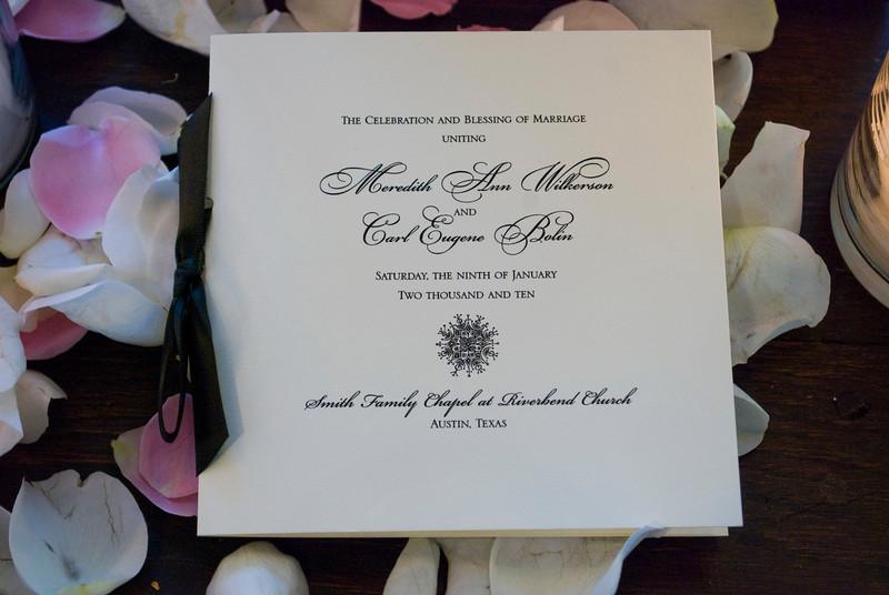 Wilkerson - Bolen Wedding
