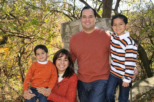 Talavera Family at Mayfield Park