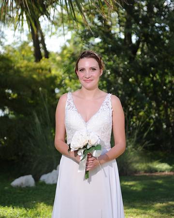 Andrea B - Bridal Portraits