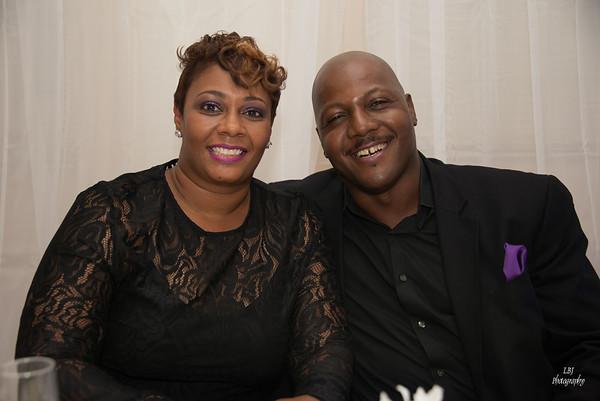 David & Angela Johnson's Reception