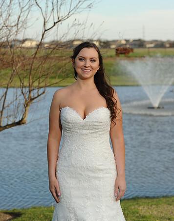 Ashley L - Bridal Portraits