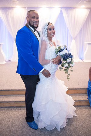 Brandon & Ashley Lay's Wedding