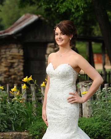 Cassie D - Bridal Portraits