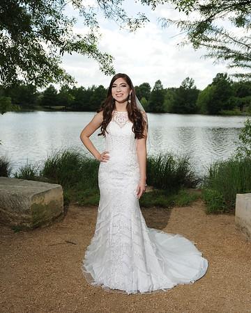Claudia - bridal portraits
