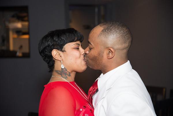 James & Khisha Taylor's Reception