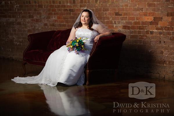 Jessica Hebert Shipman Bridal Portraits