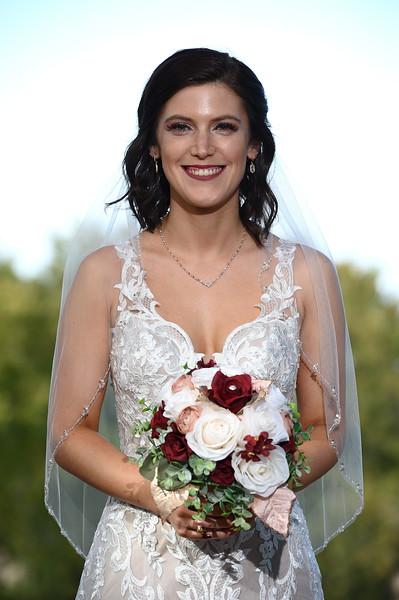 Katelyn T - Bridal Portraits
