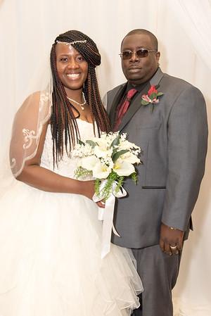 Ken & Joylyn Taylor's Wedding