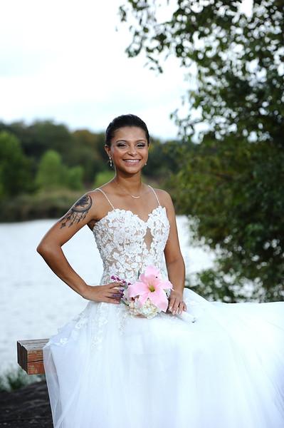 Meagan C - Bridal Portraits