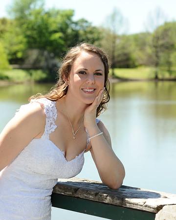 Melissa P - bridal portraits
