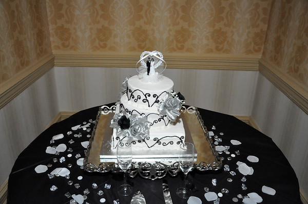 Michael & Rochelle's Wedding Reception