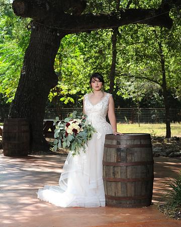 Morgan Friday - Bridal Portraits