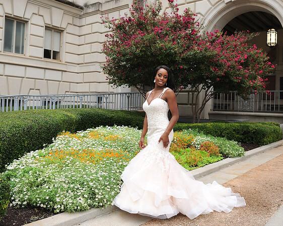 Stacey D - Bridal Portraits