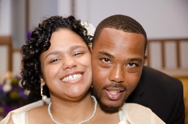 The Wedding of Terry & Nyoka