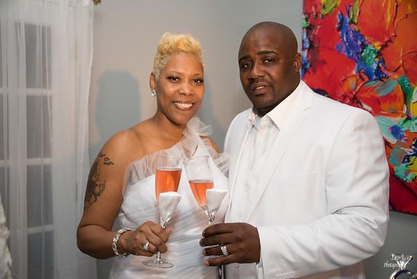 Willie & LaTarsha Frost's Wedding