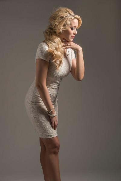 Model: Stephanie Leone, Makeup: Eve Love, Hair Styling: Anthony Lee, Headwear Designer: Holly Artikal