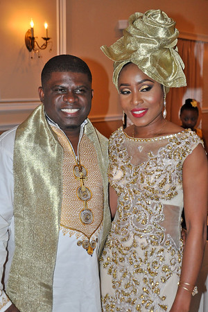 Muna and Wilfred Bridial Shower