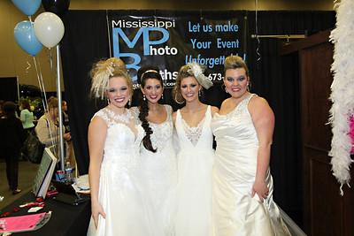 2014-01-12 Premier Bridal Show Jackson